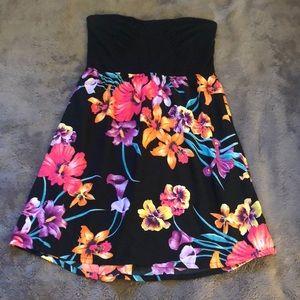 Roxy Floral Dress (XL) 🌸🌺🌸